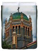 Flagler Memorial Presbyterian Church 3 Duvet Cover