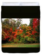 Flamboyant Forest Duvet Cover