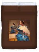 Flamenco 1 Duvet Cover