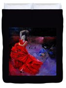Flamenco 88 Duvet Cover