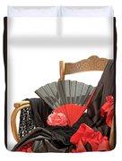 Flamenco Clothing  Duvet Cover