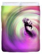 Flamenco Dance Art 675y Duvet Cover