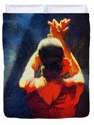 Flamenco Dolores Duvet Cover