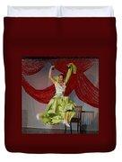 Flamenco Show Nr 2 Duvet Cover