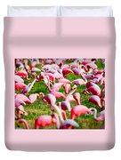 Flamingo 6 Duvet Cover
