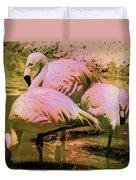 Flamingo - Id 16217-202804-4625 Duvet Cover
