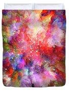 Flammable Imagination  Duvet Cover