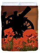 Flanders Fields 1 Duvet Cover