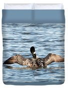 Flapping Wings Duvet Cover