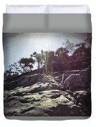 Flare Rock Duvet Cover