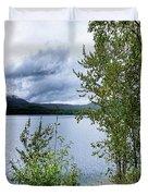 Flathead Lake 5 Duvet Cover