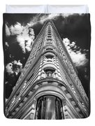 Flatiron Building  Nyc Duvet Cover