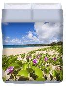 Fleming Beach Duvet Cover
