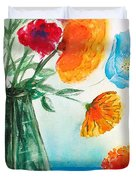 Fleur Primitiv Duvet Cover