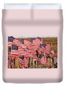 Flight 93 Duvet Cover