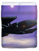 Flight Of The 501st Phoenix Duvet Cover