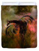 Flight Of The Phoenix Duvet Cover