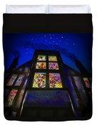 Flimflams Lanterns Diagon Alley London Duvet Cover
