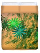 Floating Floral - 004 Duvet Cover