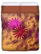 Floating Floral - 005 Duvet Cover