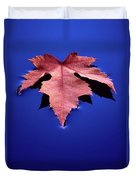 Floating Leaf 2 - Maple Duvet Cover