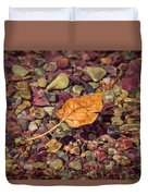 Floating Leaf Duvet Cover