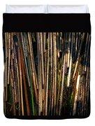 Floating Reeds Duvet Cover