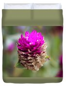 Flora And Fauna Duvet Cover