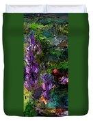 Flora Landscape 081015 Duvet Cover