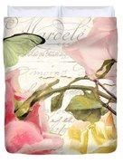Florabella I Duvet Cover