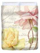 Florabella Iv Duvet Cover