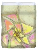 Floral 2-19-10-a Duvet Cover