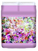 Floral Art Clvi Duvet Cover