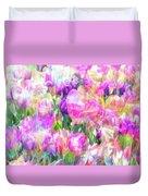 Floral Art Cx Duvet Cover