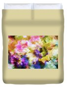 Floral Art Cxii Duvet Cover