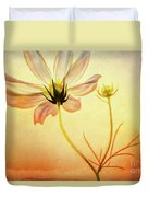 Floral At Dusk Duvet Cover