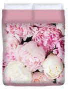 Peony Song Duvet Cover