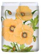 Floral Botanicals-jp3785 Duvet Cover