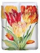 Floral Botanicals-jp3789 Duvet Cover