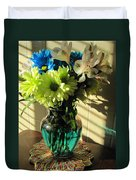 Floral Bouquet 3 Duvet Cover