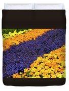 Floral Carpet Duvet Cover