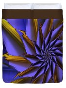 Floral Expressions 2 Duvet Cover