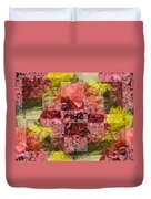 Floral Flux Duvet Cover