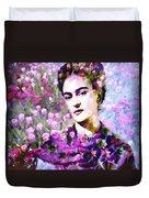 Floral Frida Vi Duvet Cover
