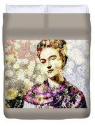 Floral Frida Vii Duvet Cover