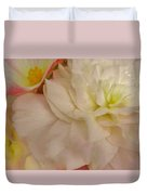 Floral Harmony Duvet Cover