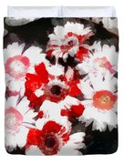 Floral Hotty Totty Duvet Cover
