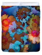 Floral Hotty Totty Differs Duvet Cover