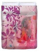 Floral Illusion Duvet Cover