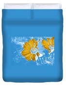 Floral Impression Duvet Cover